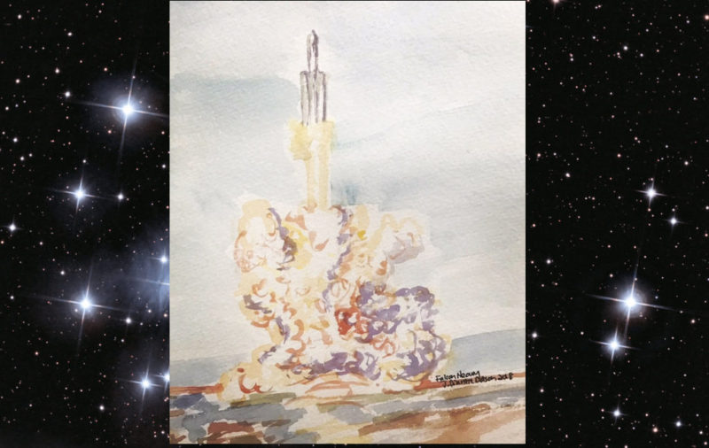 The Falcon Heavy Launch