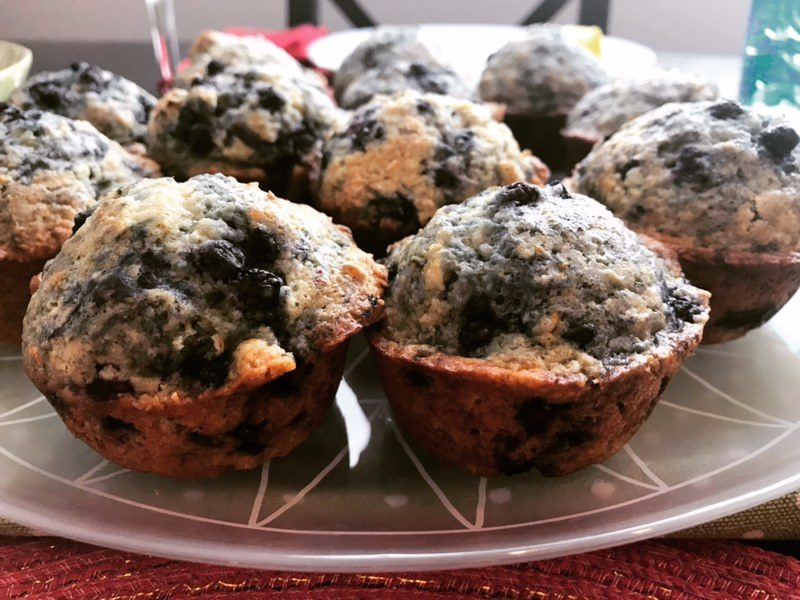 Supermoon and Super Muffins