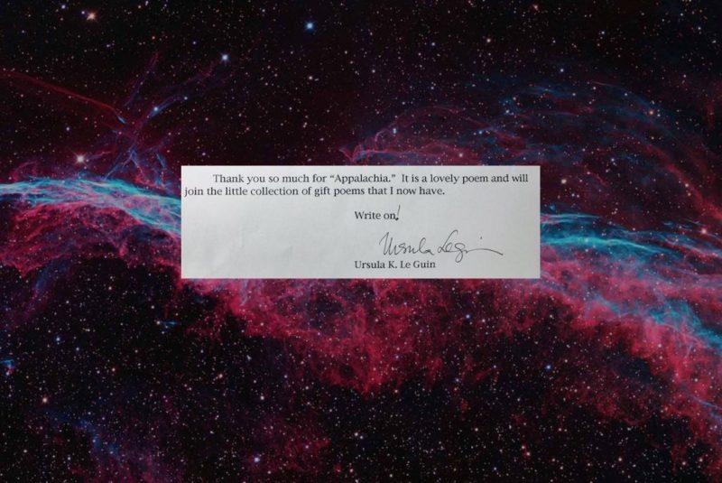In Honor of Ursula K. Le Guin