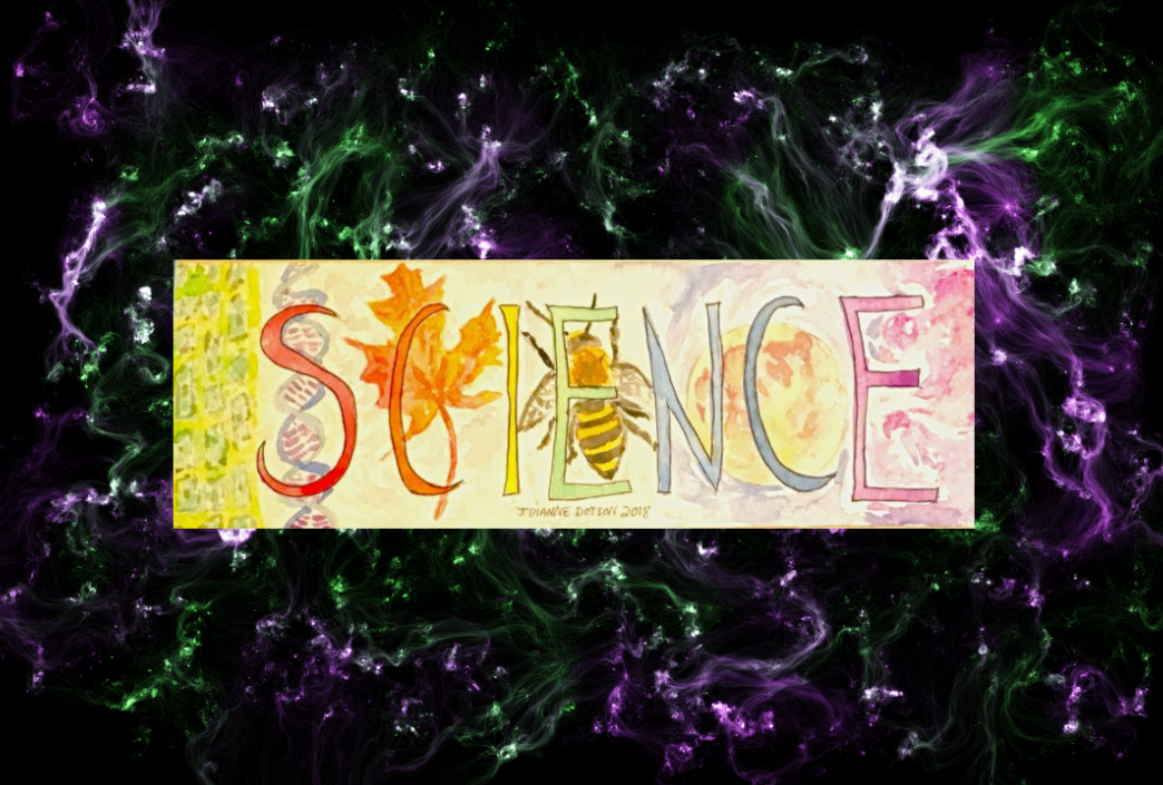 J. Dianne Dotson – Science Fiction and Fantasy Writer – Writing for Science
