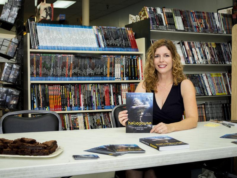 An Appalachian Book Signing