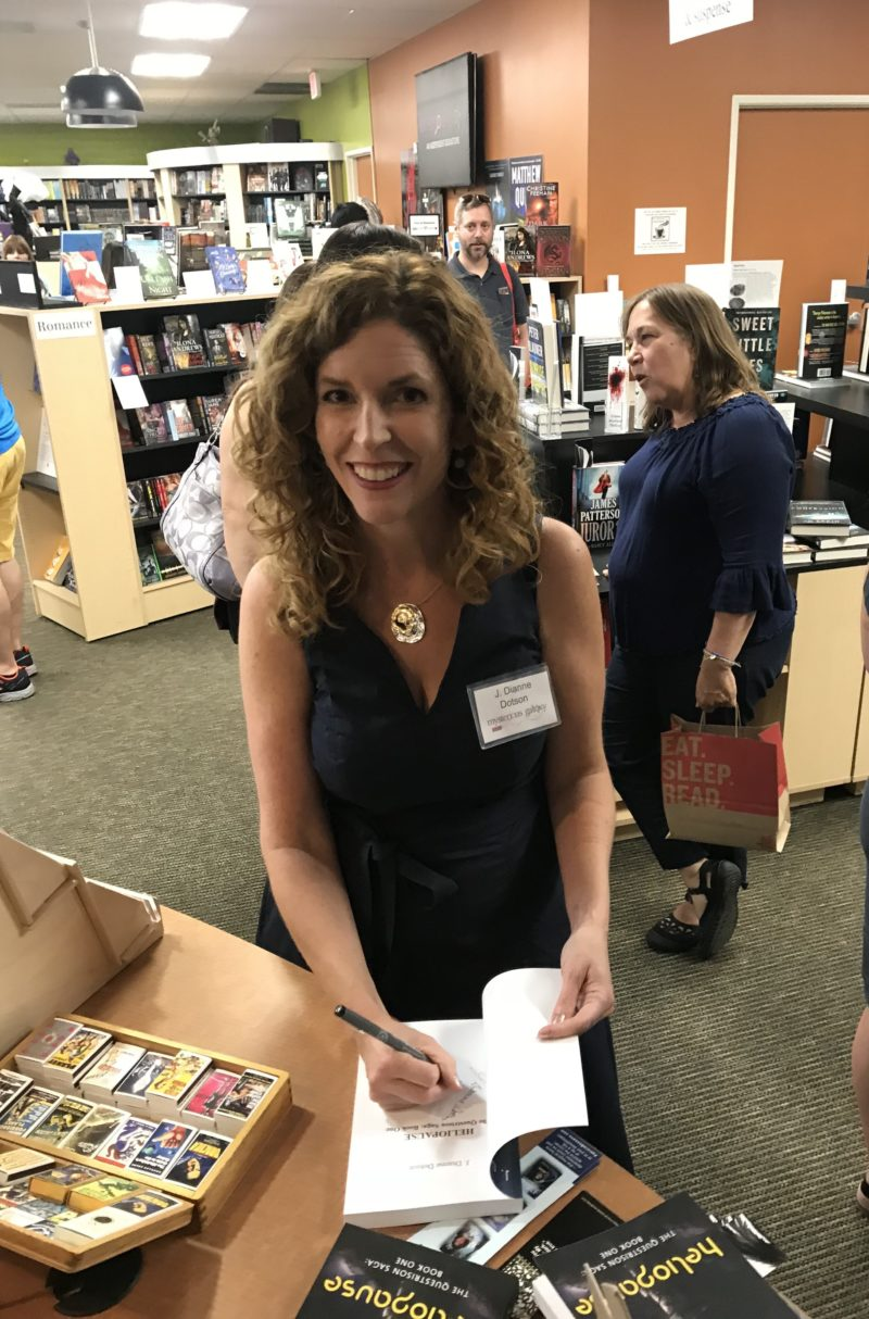 A Group Book Signing
