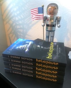 J. Dianne Dotson – Science Fiction and Fantasy Writer – Heliopause Holiday Happenings