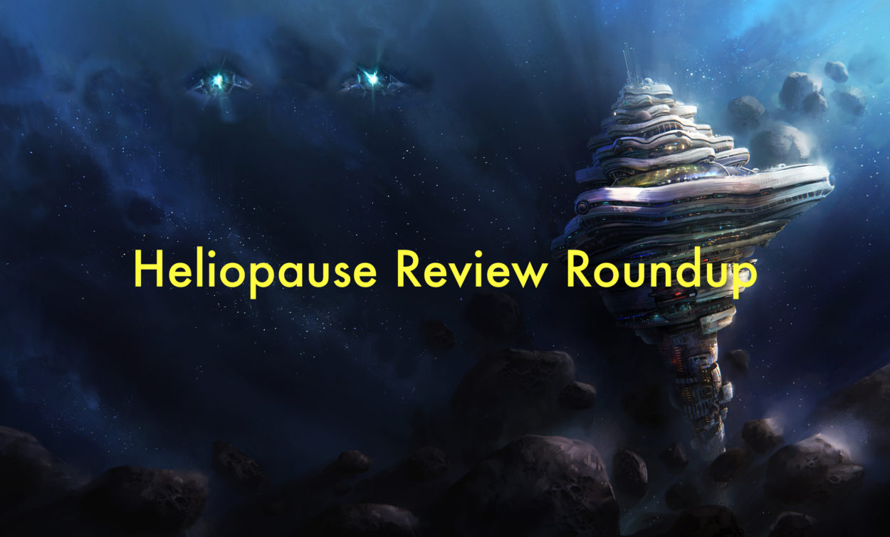 J. Dianne Dotson – Science Fiction and Fantasy Writer – Heliopause Review Roundup
