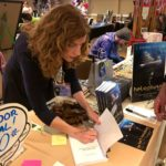 Dianne signing books at ConDor Con, 2/22/2019. J. Dianne Dotson – Science Fiction and Fantasy Writer – ConDor Con 2019