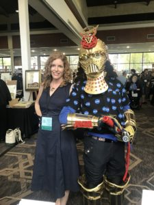 J. Dianne Dotson – Science Fiction and Fantasy Writer – San Diego Comic Fest 2019