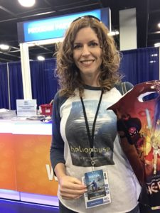 J. Dianne Dotson – Science Fiction and Fantasy Writer – WonderCon 2019