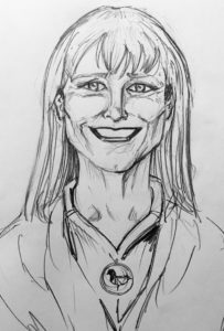 J. Dianne Dotson – Science Fiction and Fantasy Writer – Art for Heliopause: Meredith