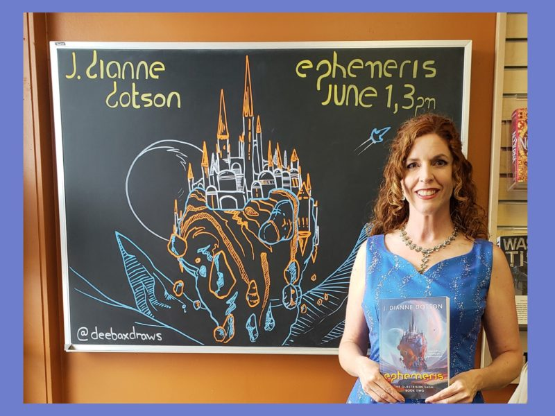 The Ephemeris Book Launch