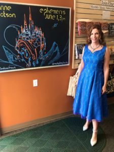 J. Dianne Dotson – Science Fiction and Fantasy Writer – The Ephemeris Book Launch