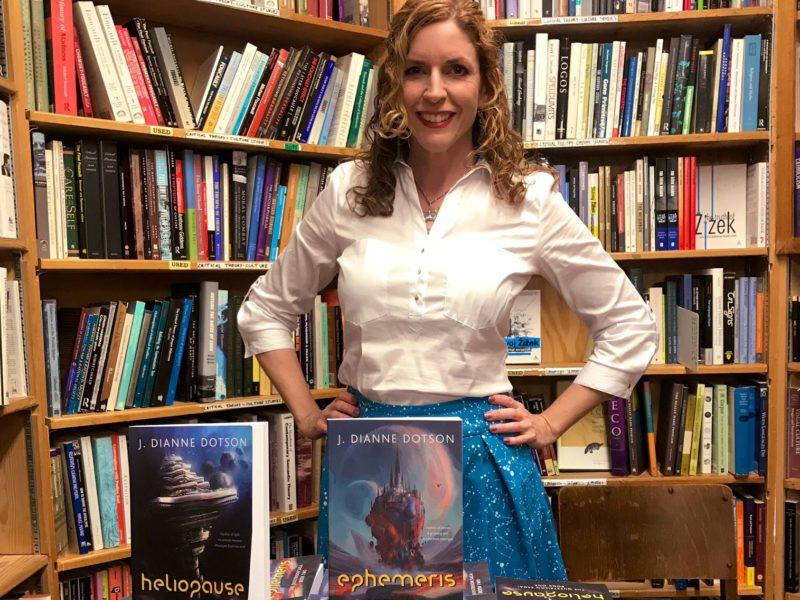 My San Francisco Book Signing