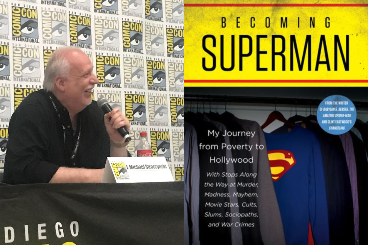 J. Dianne Dotson – Science Fiction and Fantasy Writer – Becoming Superman by J. Michael Straczynski