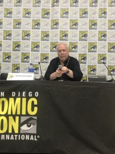 J. Dianne Dotson – Science Fiction and Fantasy Writer – San Diego Comic-Con 2019
