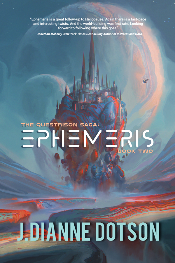 The New Cover of Ephemeris