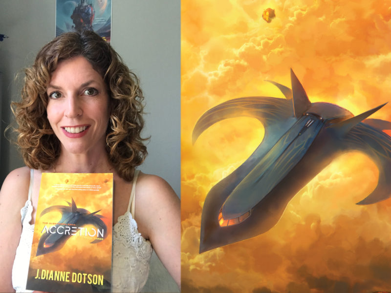 Accretion Is Here!