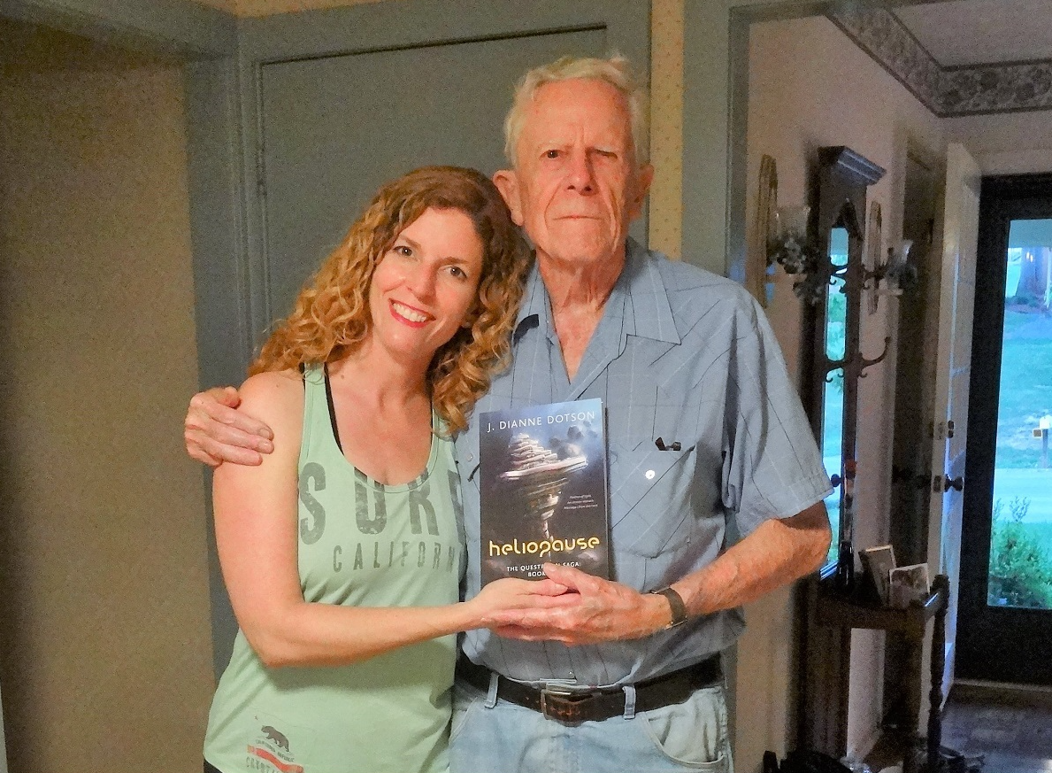 J. Dianne Dotson – Science Fiction and Fantasy Writer - My Superlative Dad