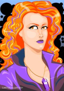 J. Dianne Dotson – Science Fiction and Fantasy Writer - Galla, Leader of the Questri