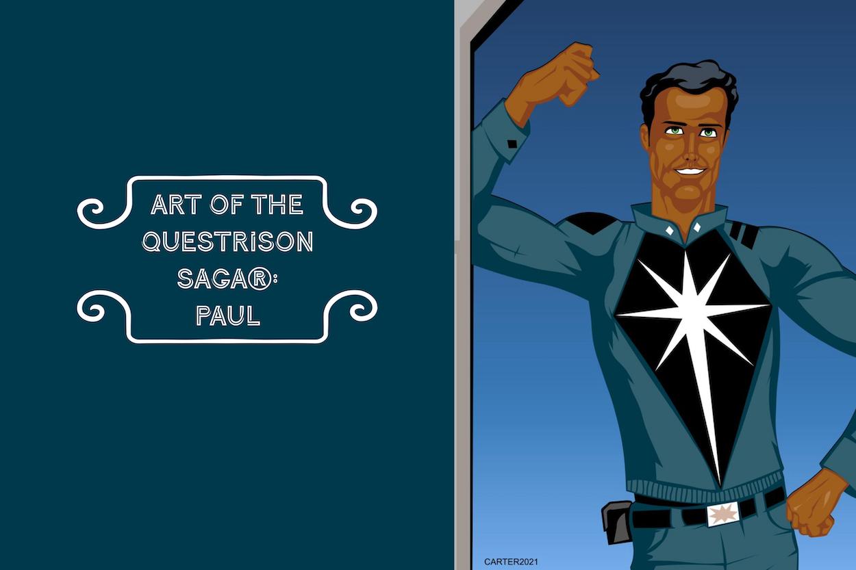 Art of The Questrison Saga®: Paul
