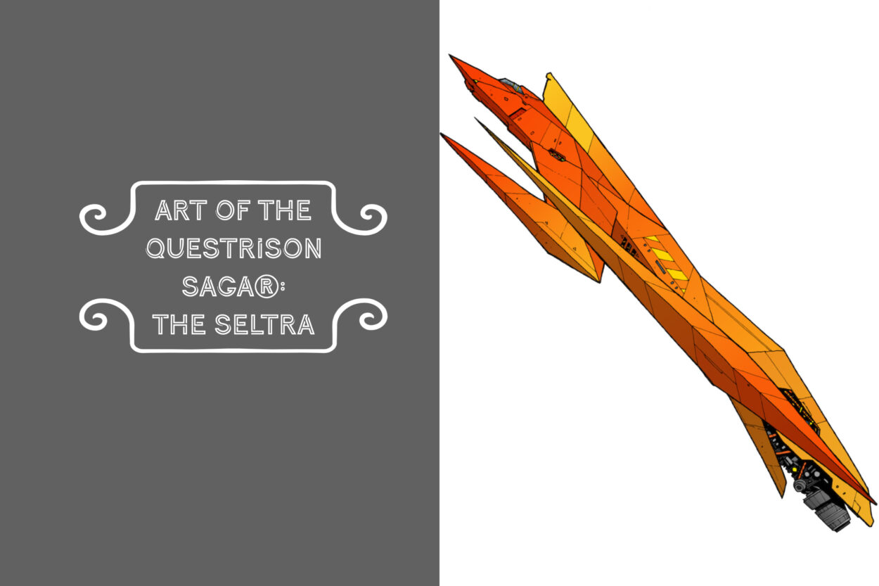 Art of The Questrison Saga®: The Seltra