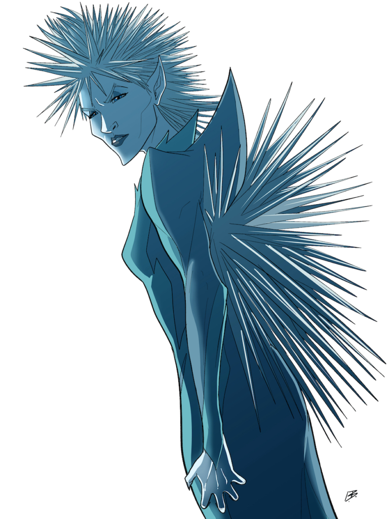 J. Dianne Dotson – Science Fiction and Fantasy Writer - Art of the Questrison Saga®: T'Lexxa